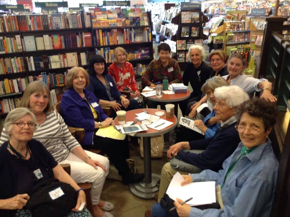 Writers Rendezvous May 2014 Westport CT B&N