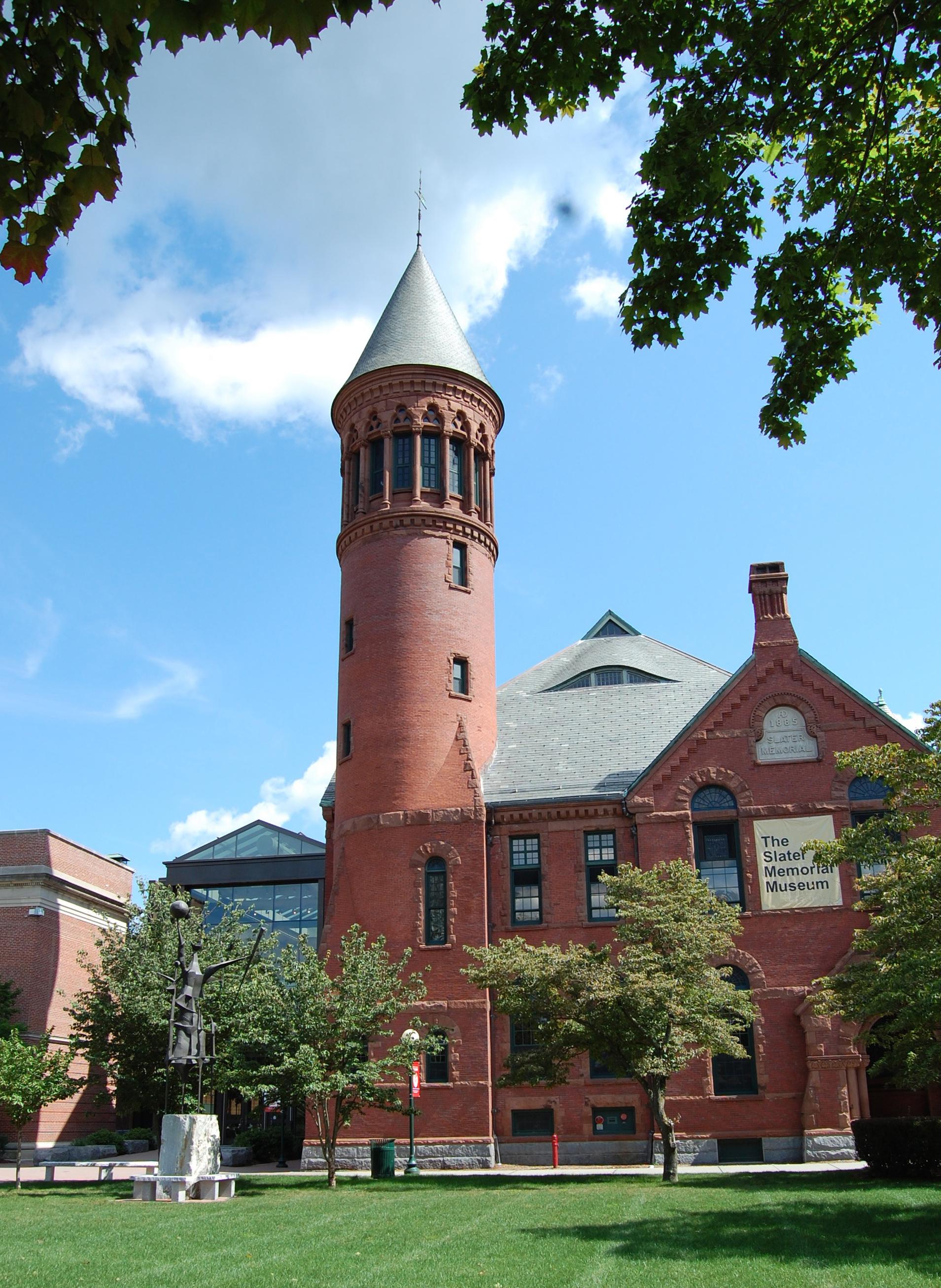 The Slater Memorial Museum copy