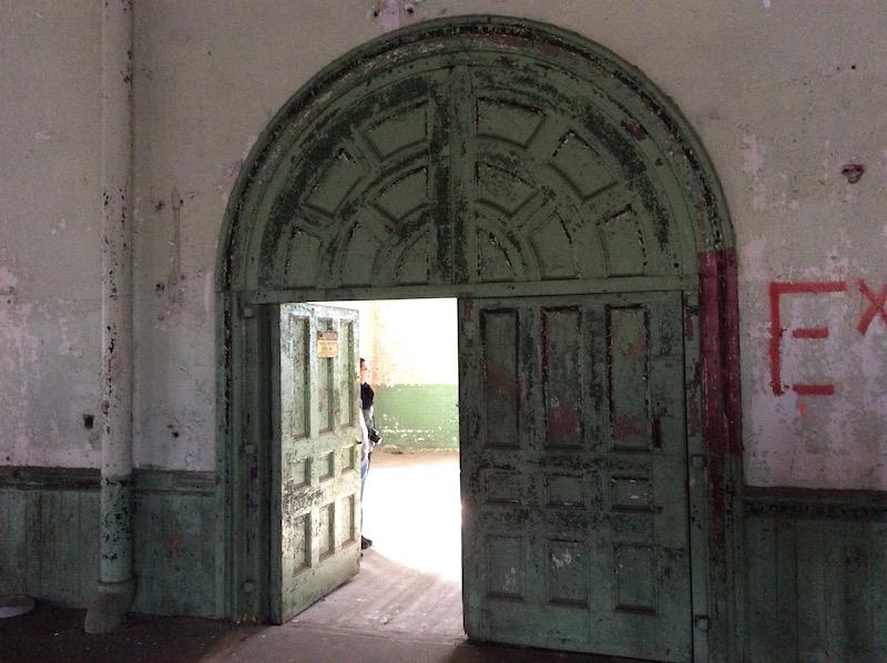 Ponemah 38 4th floor door to stairs copy
