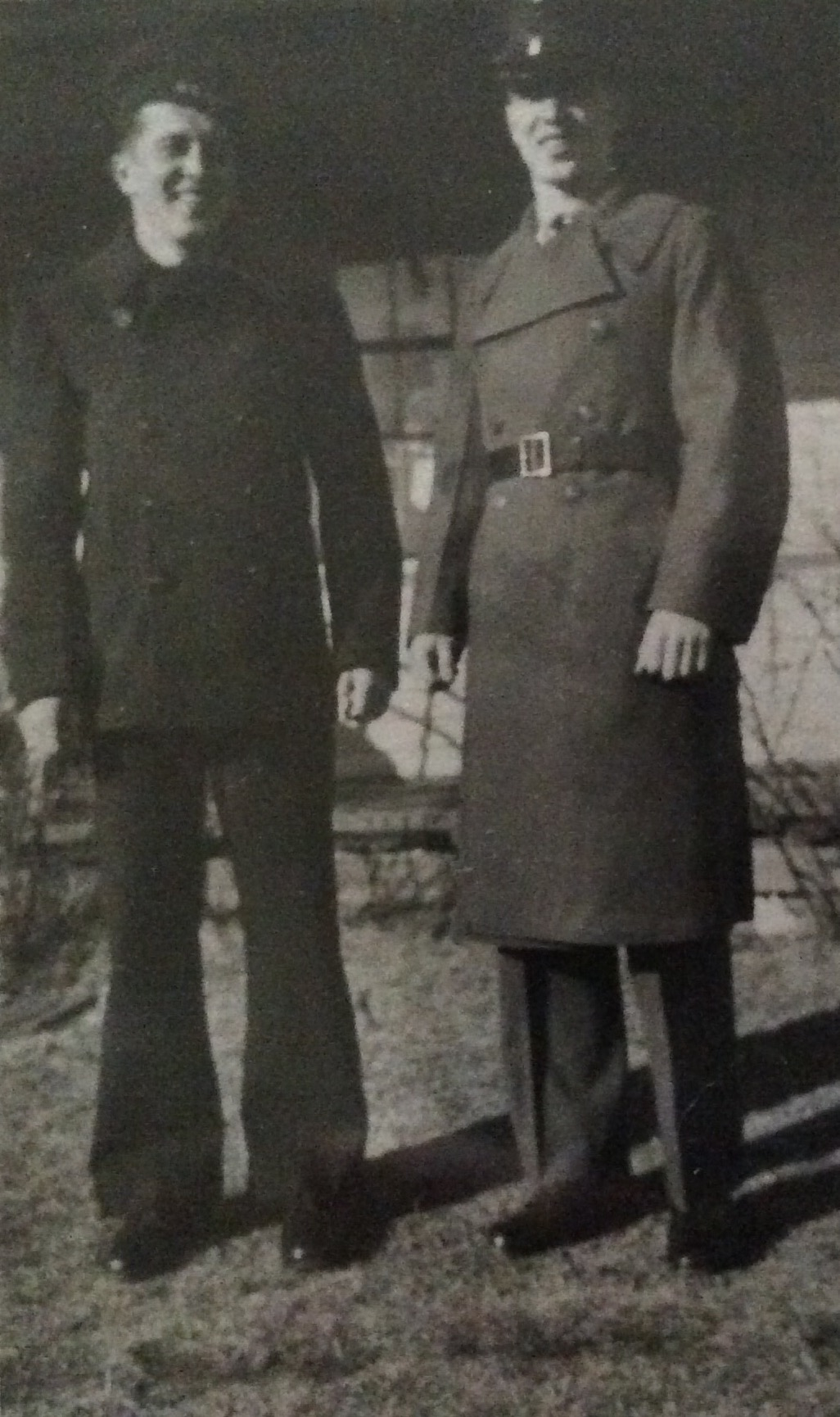 Dad and Tony 1944 FullSizeRender